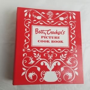 Betty Crocker's Picture Cook Book 1998 Vintage